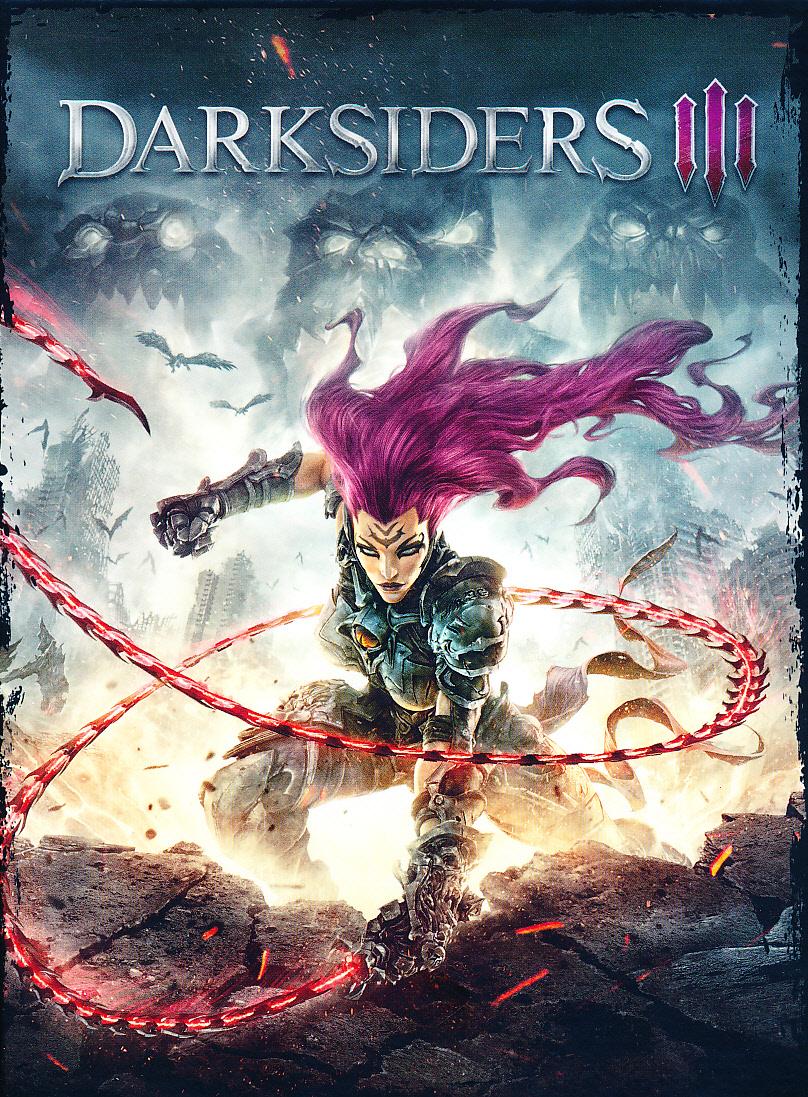 "Packshot for ""Darksiders 3 PC"""