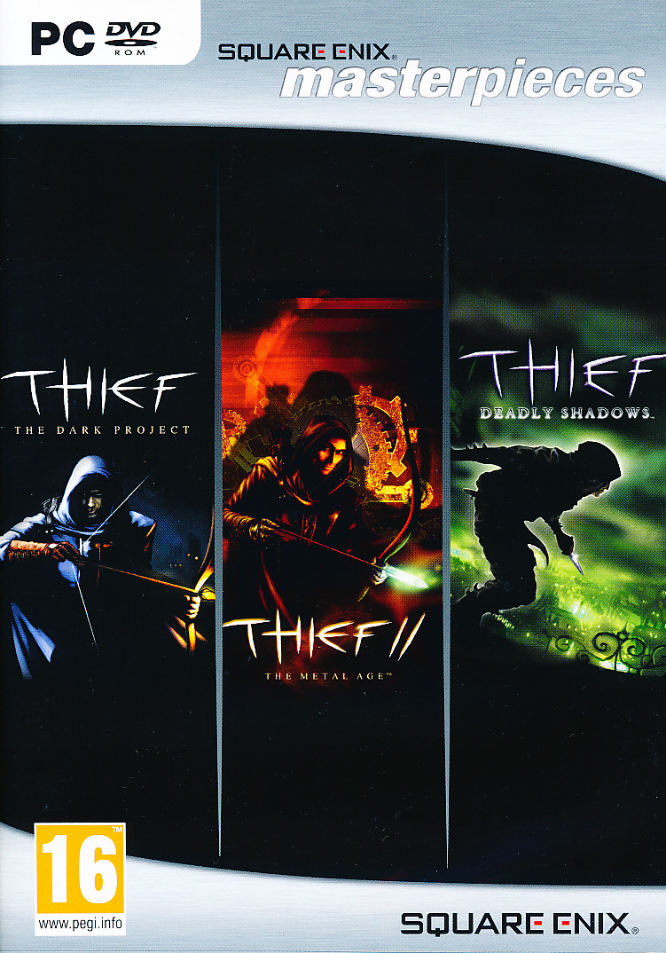 "Packshot for ""Thief Collection PC"""