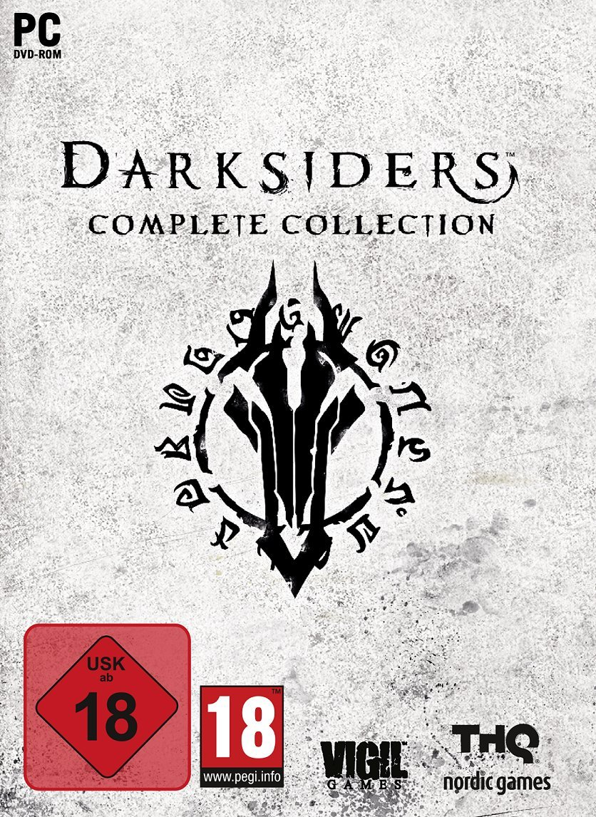 "Packshot for ""Darksiders Complete Coll. GER PC"""