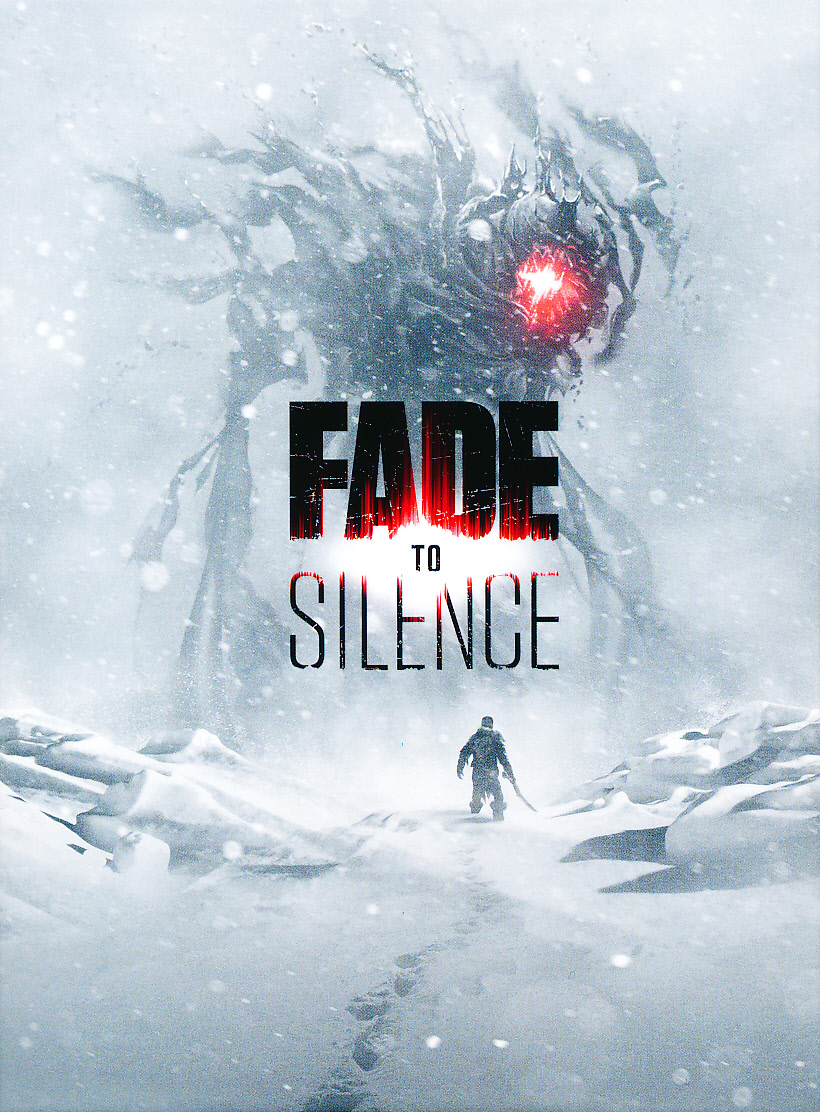 "Packshot for ""Fade to Silence PC"""