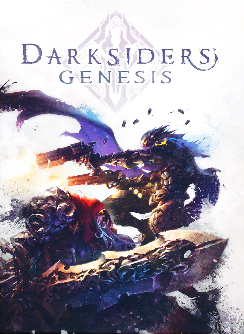 "Packshot for ""Darksiders Genesis PC"""