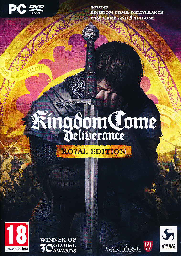 "Packshot for ""Kingdom Come Deliverance Royal EdPC"""