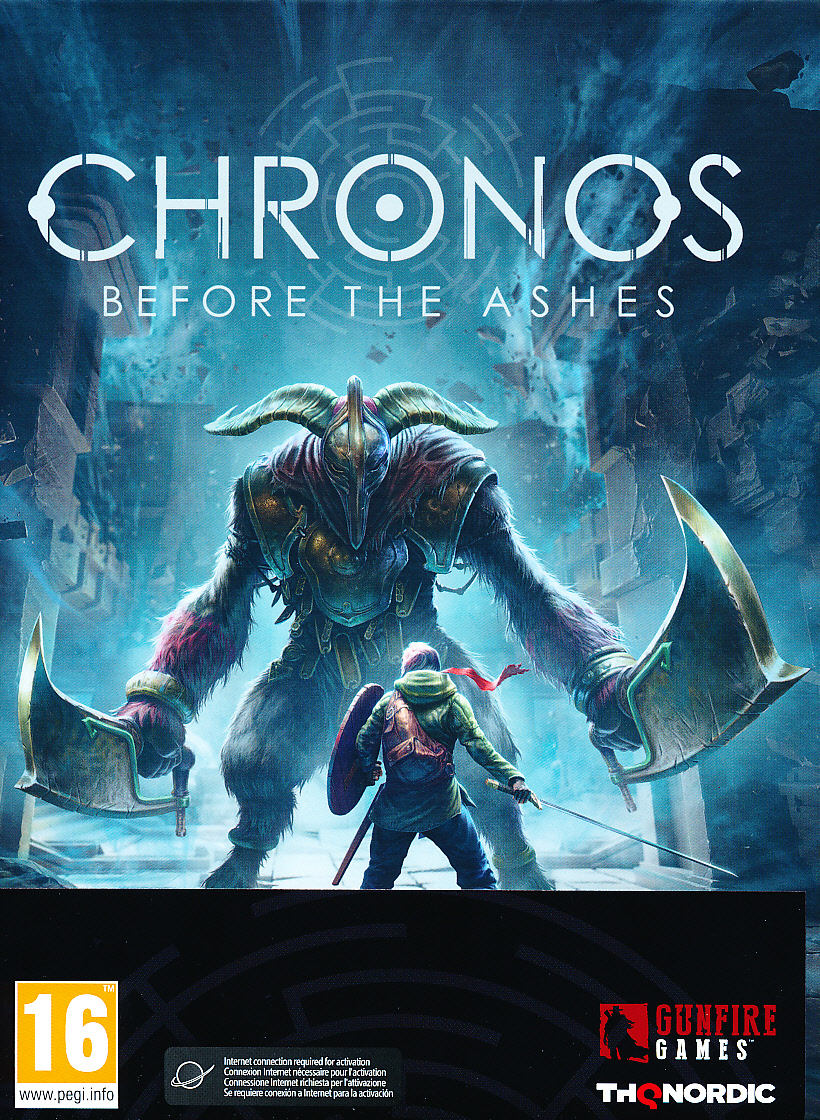 "Packshot for ""Chronos Before the Ashes PC"""