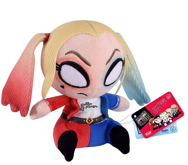 "Packshot for ""Mopeez DC Suicide Squad HarleyPlush"""