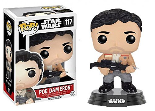 "Packshot for ""POP Star Wars 7 Poe Resistance Ltd"""