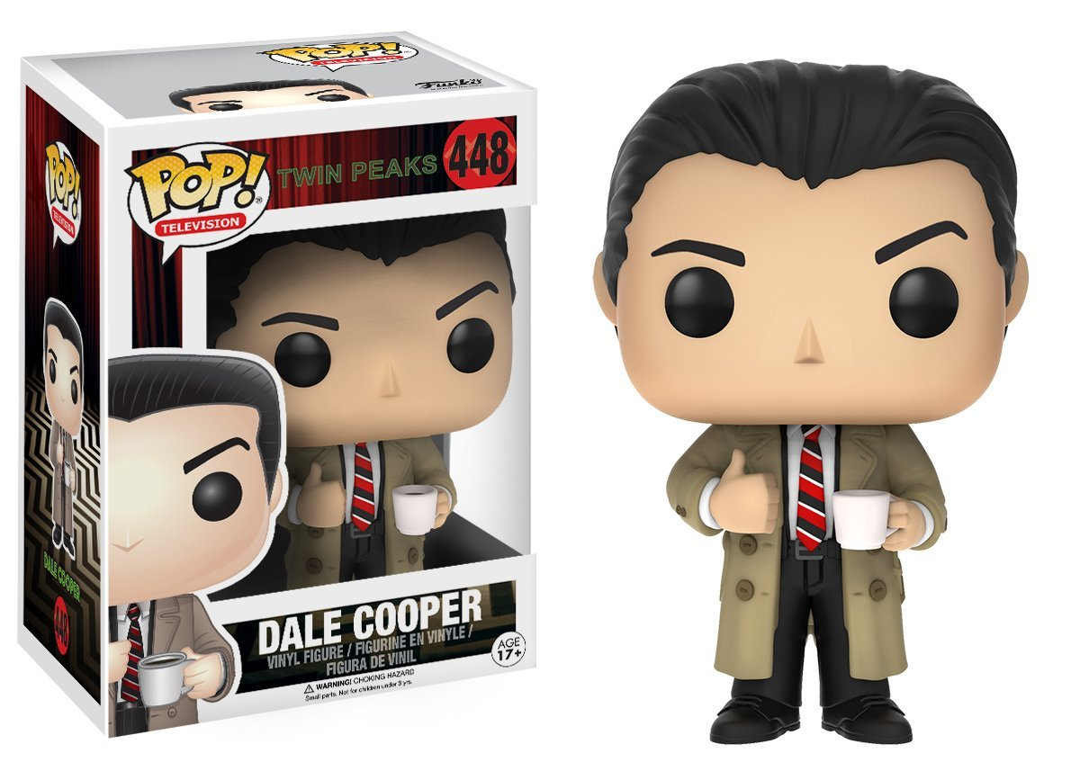 "Packshot for ""POP Twin Peaks Agent Cooper"""