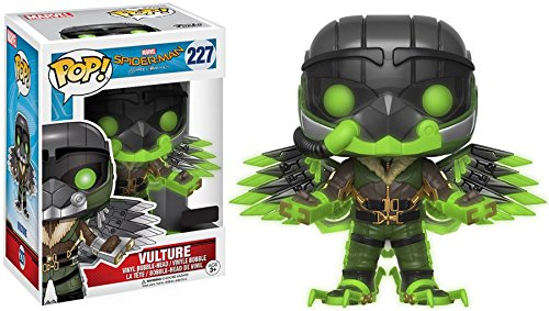 "Packshot for ""POP Marvel Spider-Man Vulture GITD"""
