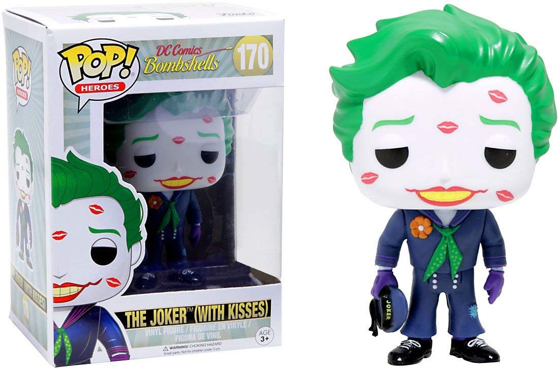 "Packshot for ""POP DC Bombshells Joker Excl."""