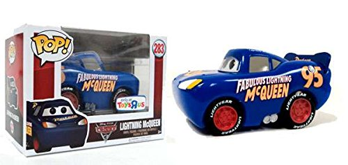 "Packshot for ""POP Disney Cars 3 Lightning Mc Excl"""