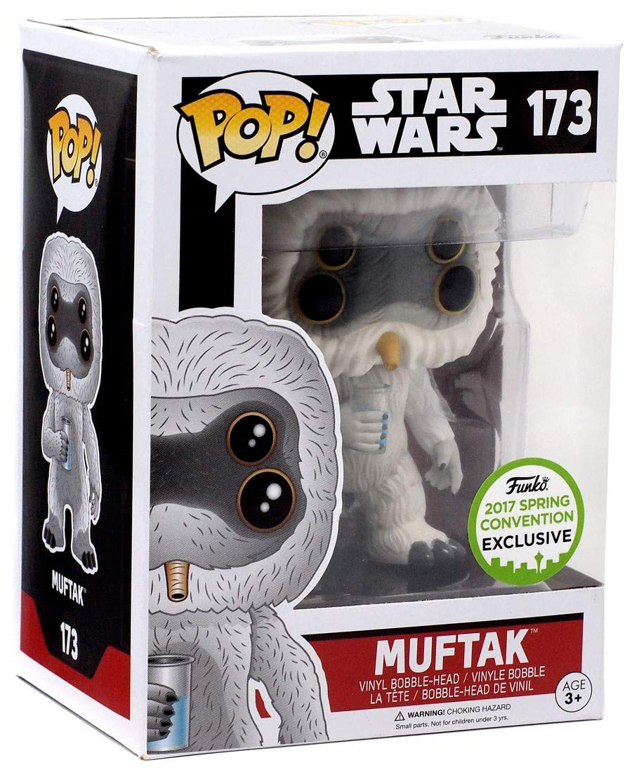 "Packshot for ""POP Star Wars Muftak Excl."""