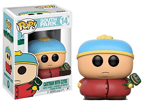 "Packshot for ""POP South Park Cartman with Clyde"""