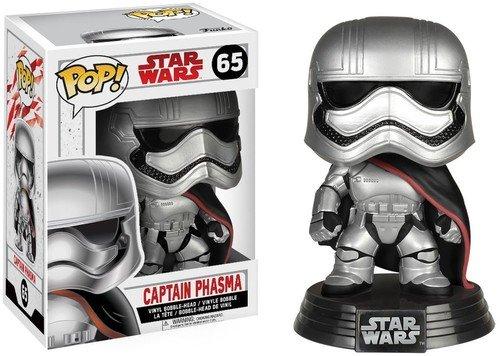 "Packshot for ""POP Star Wars 8 Captain Phasma"""