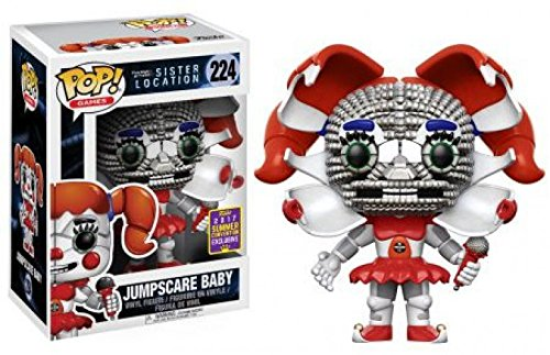 "Packshot for ""POP FNAF Jumpscare Baby"""