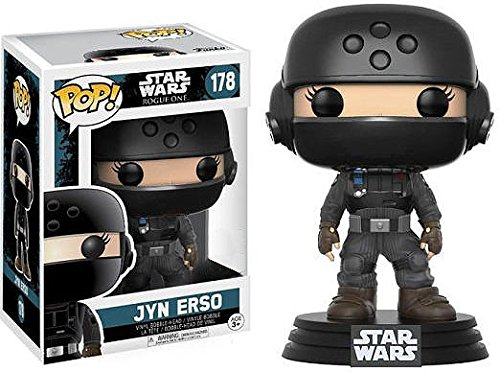 "Packshot for ""POP Star Wars Rogue One Jyn Disguis"""