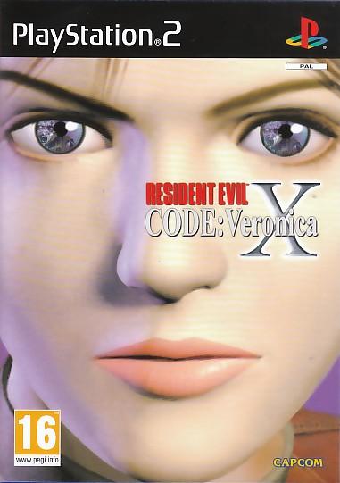 Resident Evil – Code: Veronica X [Ps2] [Español]
