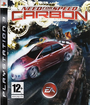 "Packshot for ""NFS Carbon PS3"""