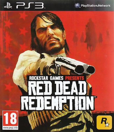 "Packshot for ""Red Dead Redemption PS3"""
