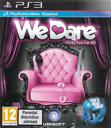 "Packshot for ""We Dare PS3"""