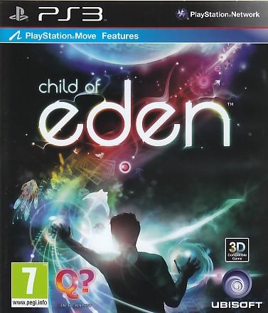 "Packshot for ""Child of Eden PS3"""