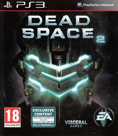 "Packshot for ""Dead Space 2 NORD PS3"""