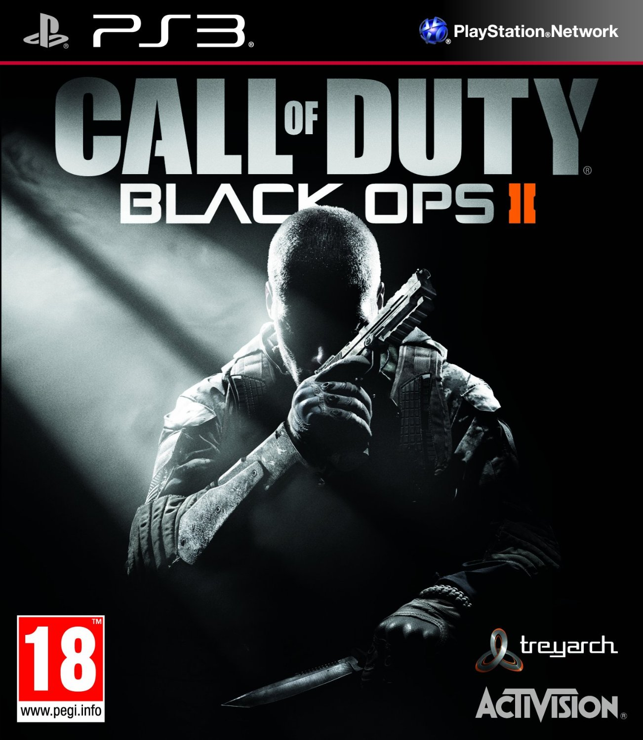 "Packshot for ""Call of Duty Black Ops 2 PS3"""