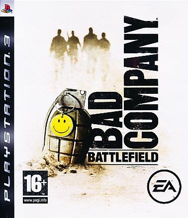 "Packshot for ""Battlefield Bad Company PS3"""