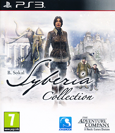 "Packshot for ""Syberia Complete Collection PS3"""