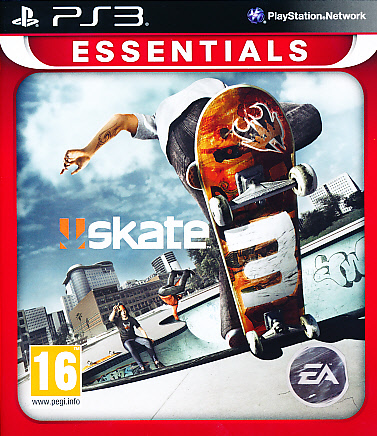 "Packshot for ""Skate 3 Essentials PS3"""