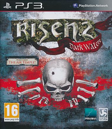 """Packshot for """"Risen 2 Dark Waters PS3"""""""
