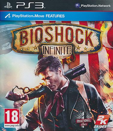"Packshot for ""Bioshock Infinite PS3"""