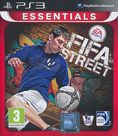 "Packshot for ""FIFA Street (2012) Essentials PS3"""