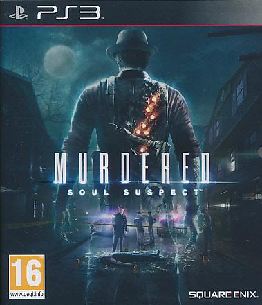 "Packshot for ""Murdered Soul Suspect PS3"""