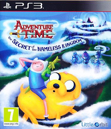 """Packshot for """"Adventure Time Secret of Name PS3"""""""