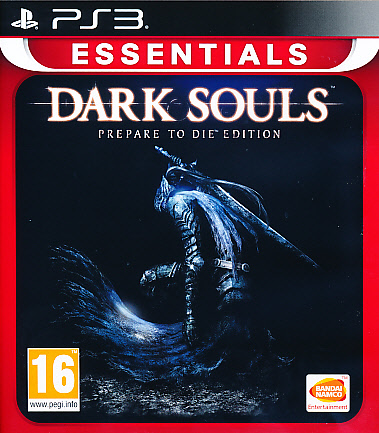"Packshot for ""Dark Souls Prepare to Die Ess PS3"""
