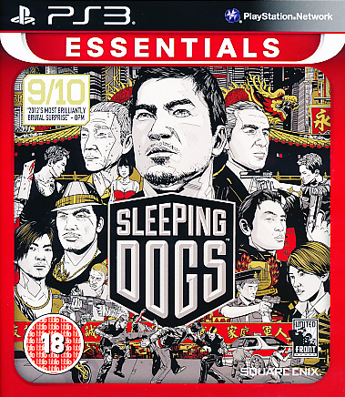 """Packshot for """"Sleeping Dogs Essentials BBFC PS3"""""""