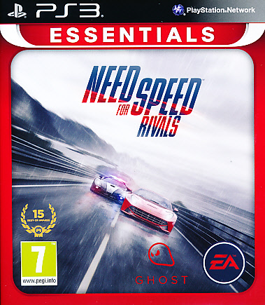 "Packshot for ""NFS Rivals Essentials PS3"""