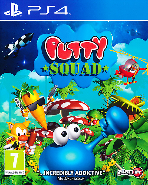 "Packshot for ""Putty Squad PS4"""