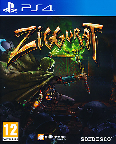 "Packshot for ""Ziggurat PS4"""