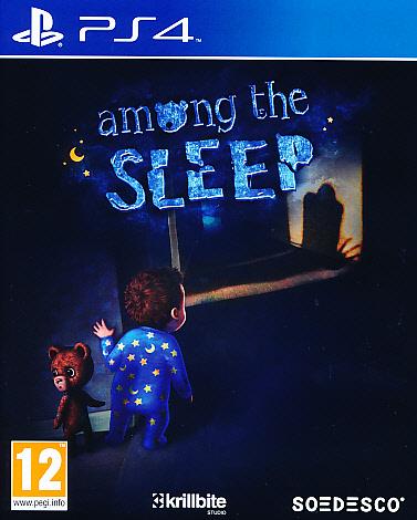 """Packshot for """"Among the Sleep PS4"""""""