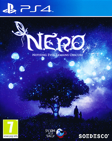"Packshot for ""N.E.R.O Nothing Ever Remains PS4"""