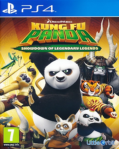 "Packshot for ""Kung Fu Panda Showdown of L. PS4"""