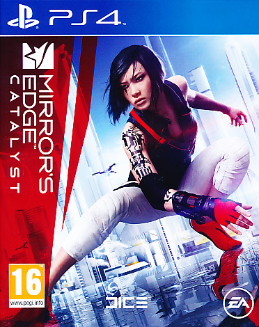 "Packshot for ""Mirrors Edge Catalyst PS4"""
