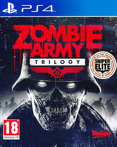 "Packshot for ""Zombie Army Trilogy PS4"""