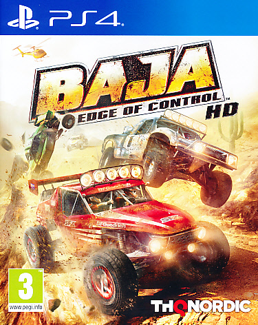 "Packshot for ""Baja Edge of Control PS4"""