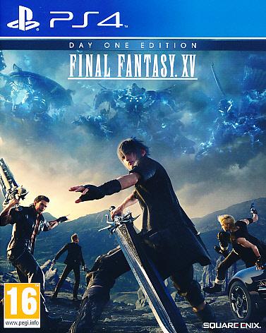 """Packshot for """"Final Fantasy XV D1 Ed. PS4"""""""