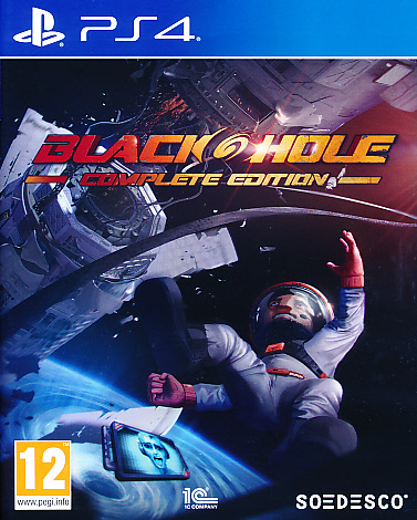 "Packshot for ""Blackhole Complete Edition PS4"""