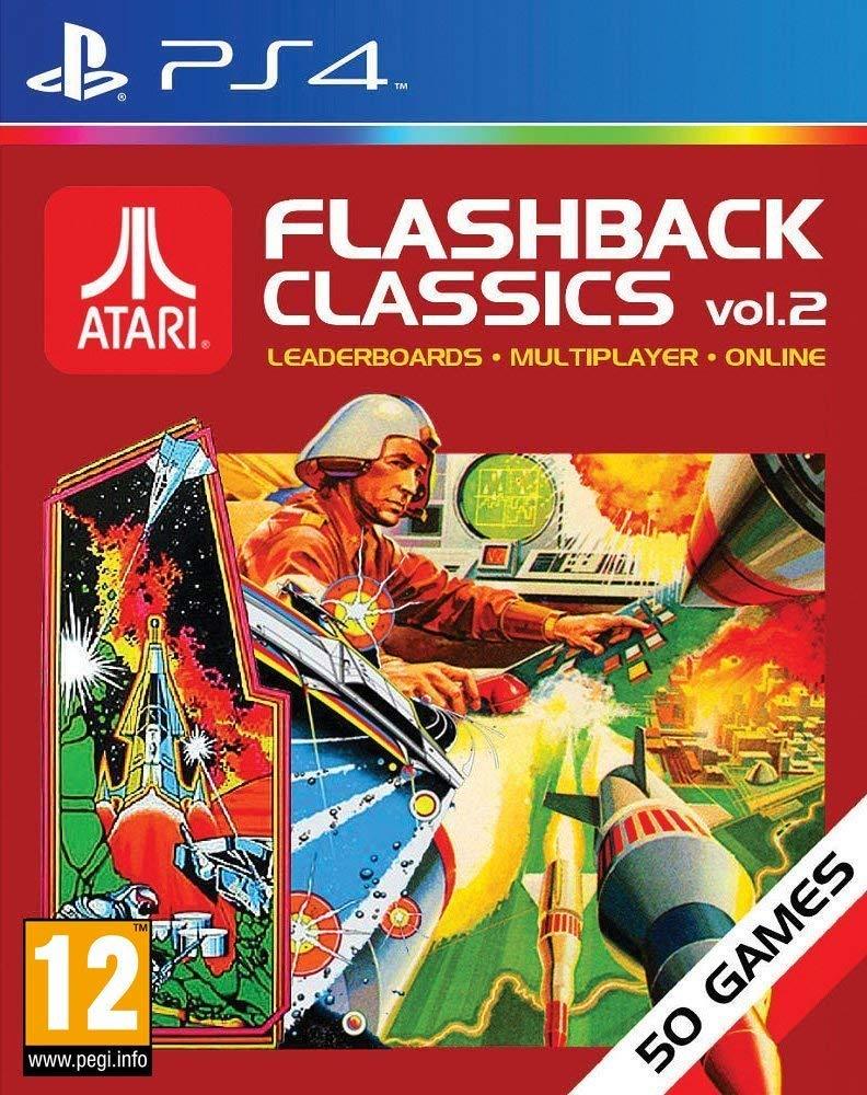 Atari Flashback Classic Vol 2 PS4