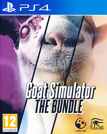 "Packshot for ""Goat Simulator Bundle PS4"""