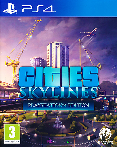 Cities Skylines PS4 (laos)