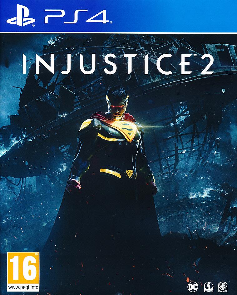 """Packshot for """"Injustice 2 PS4"""""""